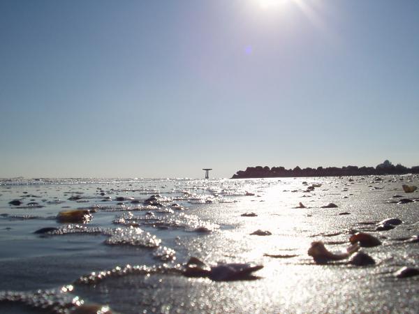На итальянском побережье Адриатического моря