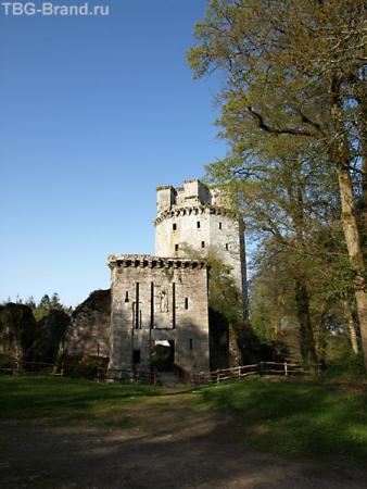 Ворота и Tour d'Elven