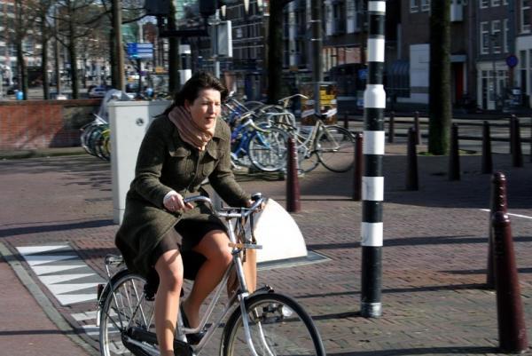 эх дамы из Амстердама