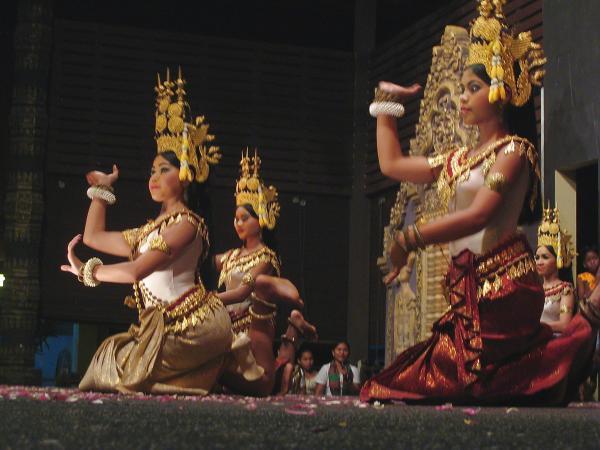 Танцы апрас