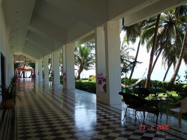 Отель «Bogmallo Beach»