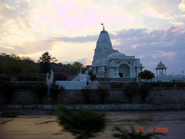 Утро в Джайпуре