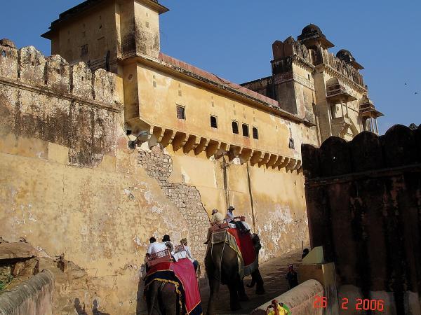 Вот и крепость