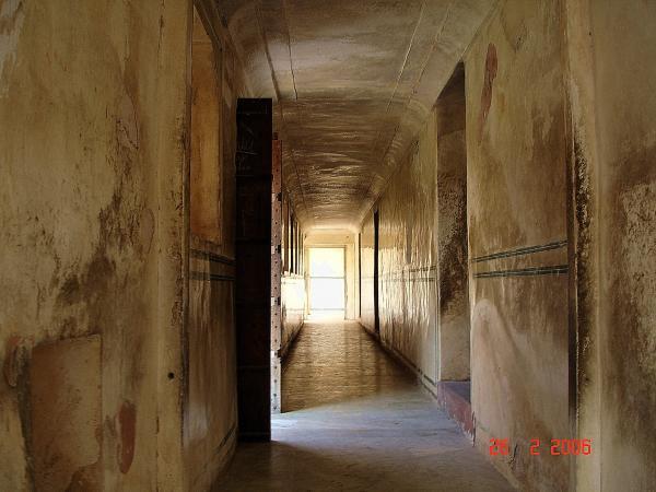 Тайные коридоры