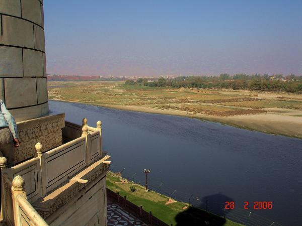 Река Ямуна