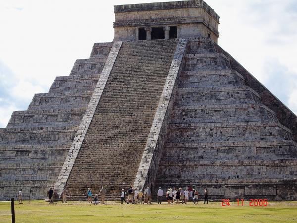 Пирамида Кукулькана