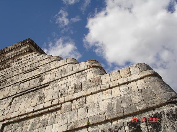 Ступени храма Кукулькана