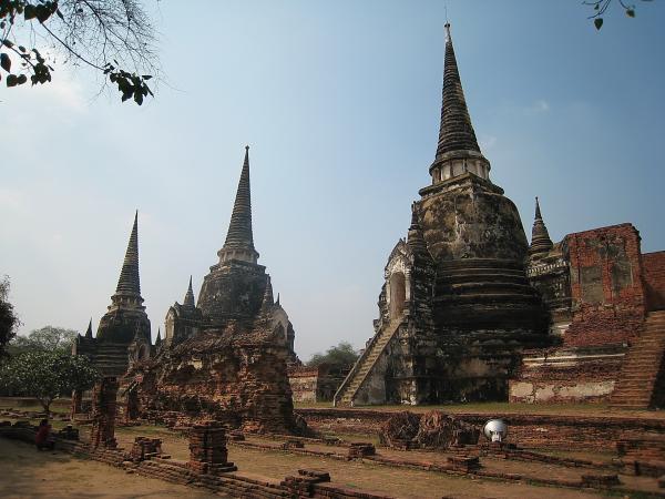 Таиланд. Аюттайя.
