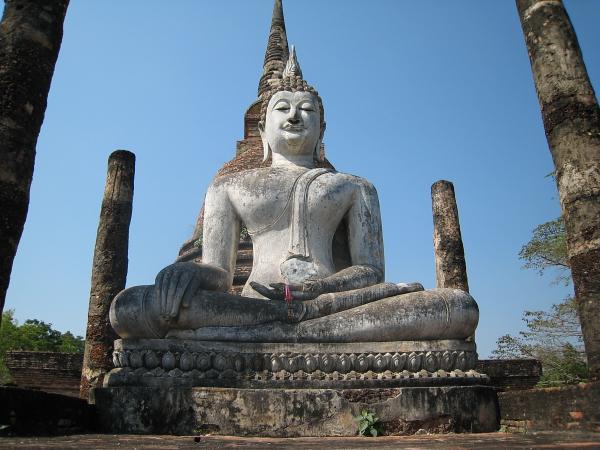 Таиланд. Сукхотай.