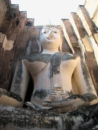 Таиланд. Говорящий Будда.