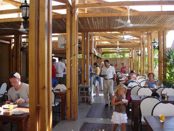 В ресторане Sindbad Aqwa Hotel 4*