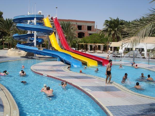 Бассейн Sindbad Beach Resort 4