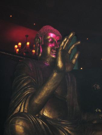 Будда в ночном клубе