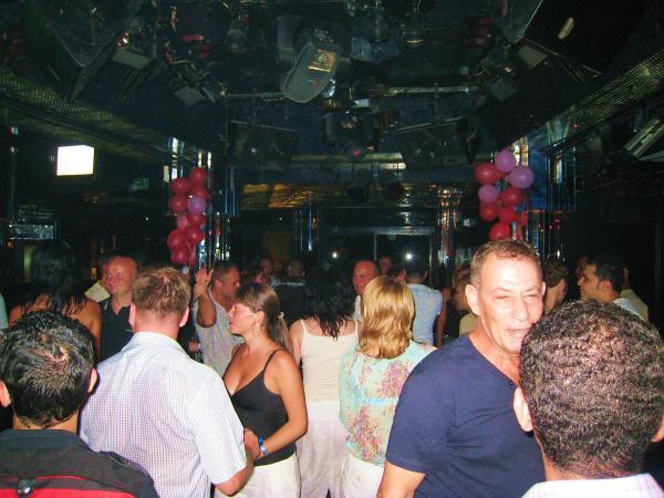 В клубе Реджина