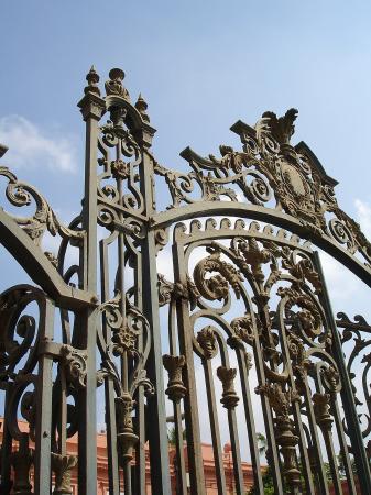Ворота Каирского музея