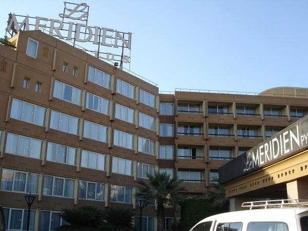 Наш каирский отель