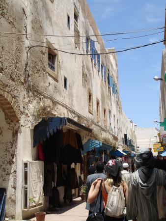 Марокко. Эс-Сувейра