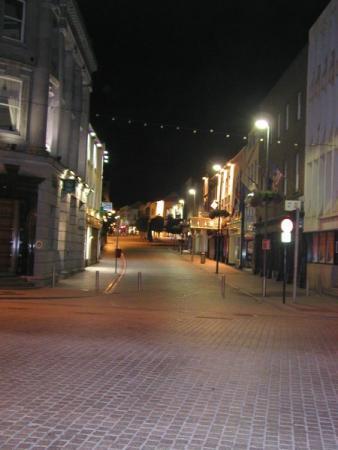 Вечерние улицы Уотерфорда
