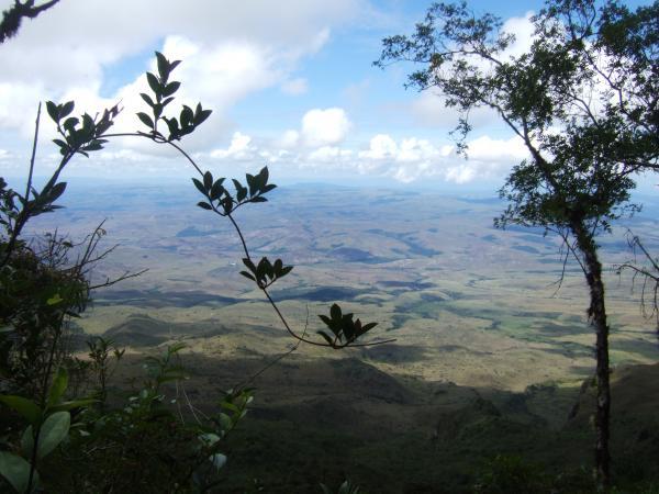 Вид на просторы Гран Сабаны