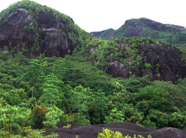 Ландшафт на Маэ