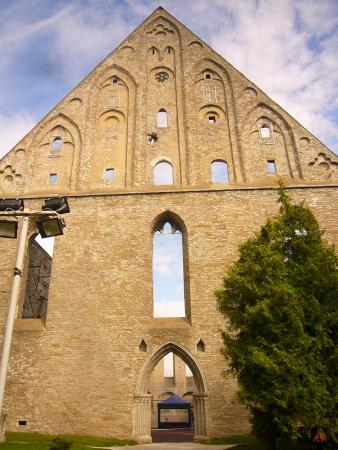 Монастырь Биргиты