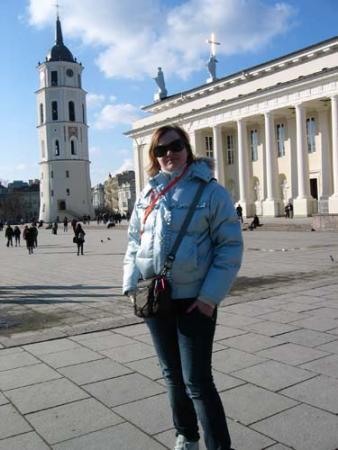 lnphoto на кафедральной площади