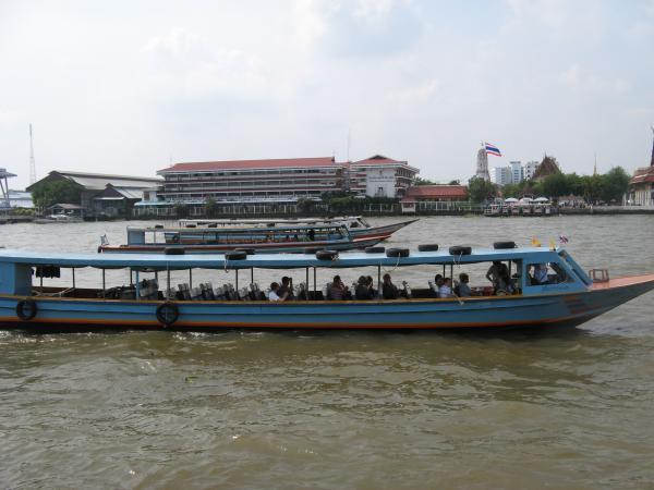 Бангкокские гандолы