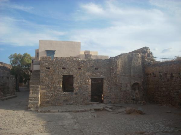 Синалонга, руины