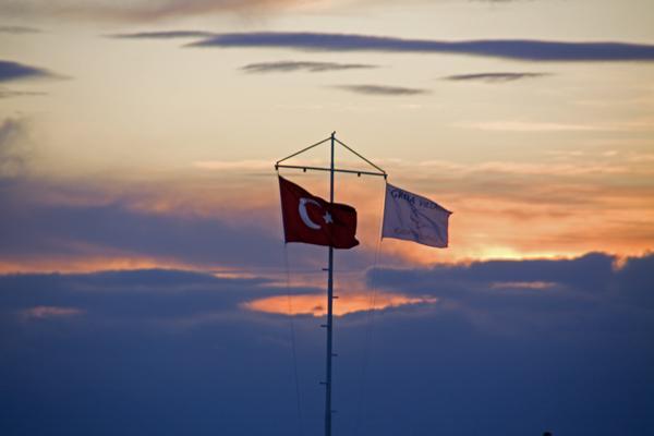 турецкий флаг