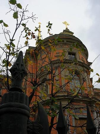Санкт Петербург. Михайловский замок...