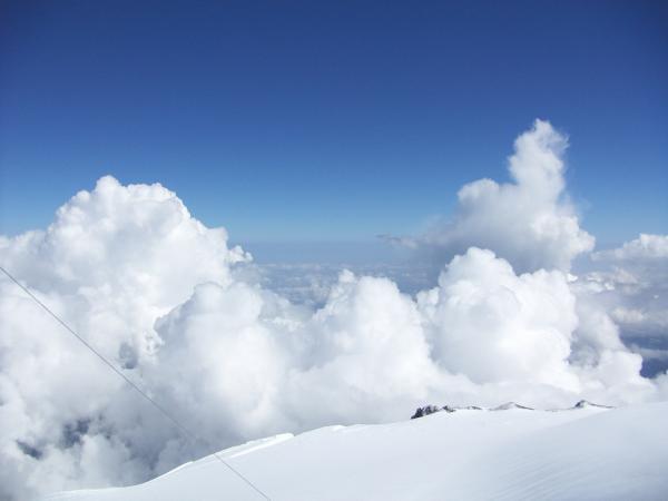 Вид с вершины