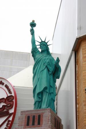 Часть Америки в Lloret de Mar