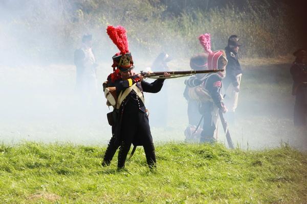 Военно-исторический праздник на Бородинском поле