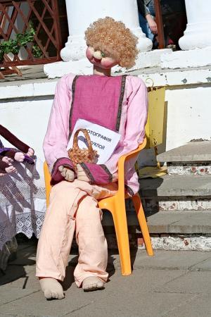 Суздальская кукла