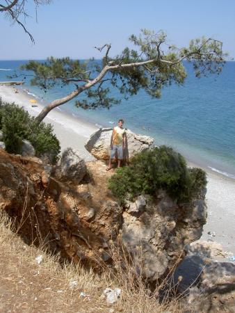Дикий пляж