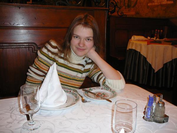 """ресторан """"Погреба Матьяша"""""""