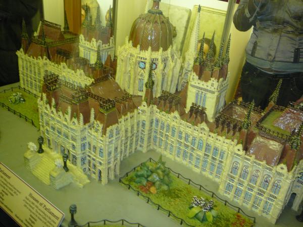 парламент из марципана