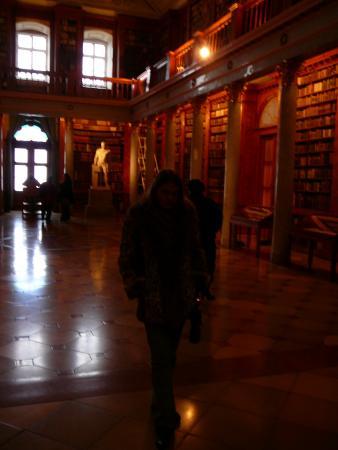 в библиотеке нельзя фотографировать со вспышкой