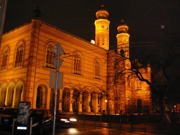 самая большая синагога в Европе