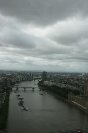 небо Лондона