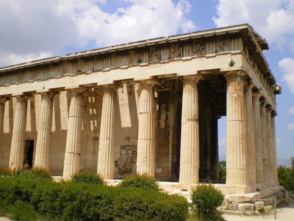 Портик храма Гефеста