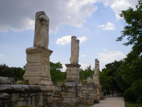 Одеон Агриппы на Агоре