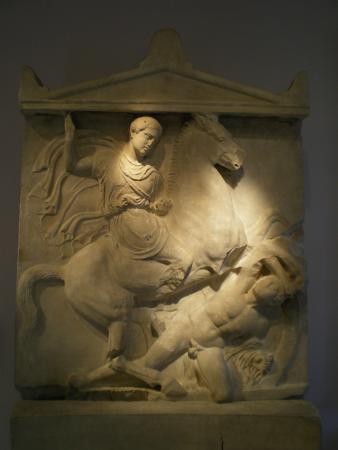 Надгробие с Керамикос