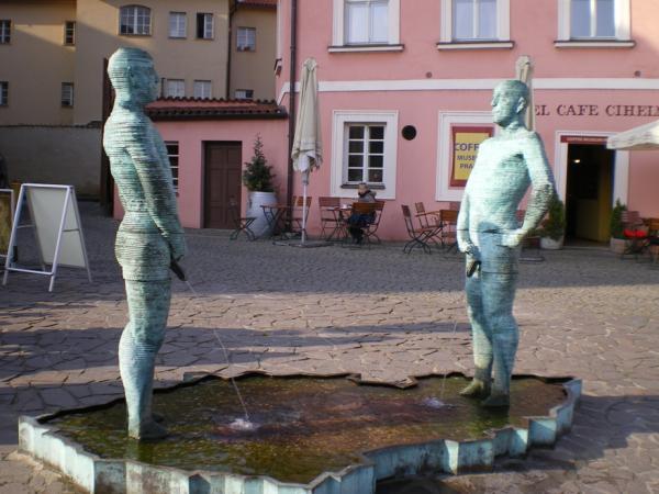 Чешские писающие мальчики