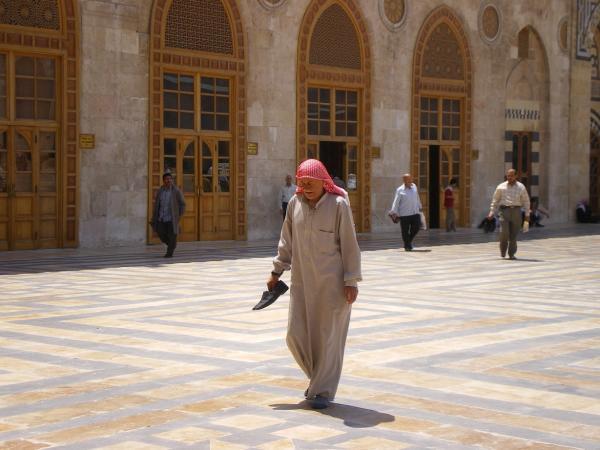 После молитвы