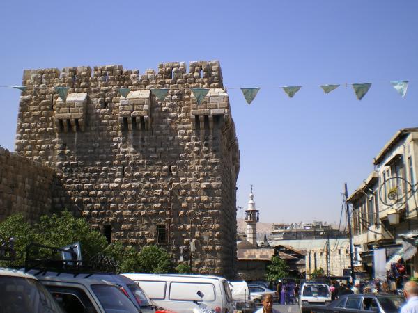 Цитадель Дамаска