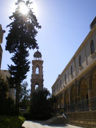 Греческая церковь в Дамаске