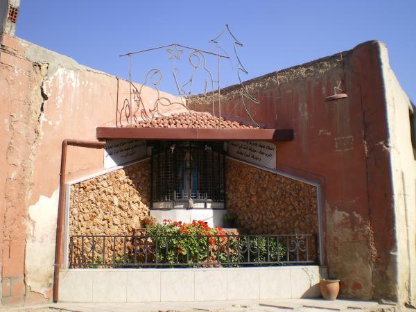 В христианском квартале Дамаска
