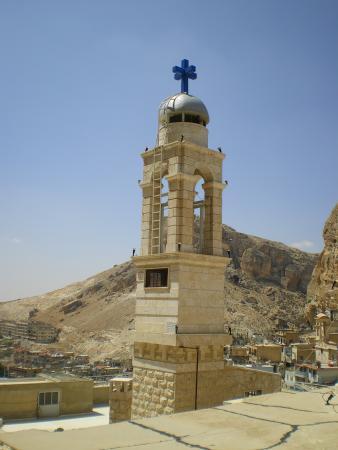 В монастыре святой Феклы