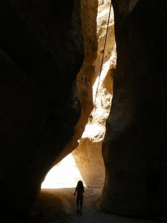 Ущелье в Маалюле
